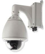 Hitachi Medium Speed PTZ dome with 18 X optical zoom
